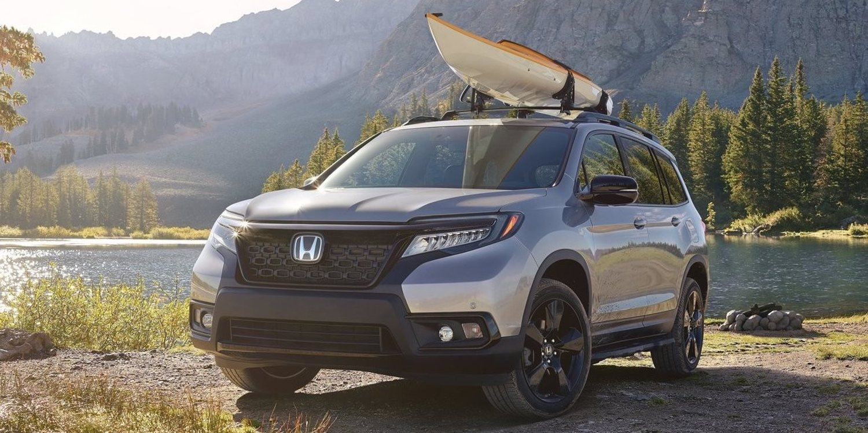Honda presenta el Passport 2019