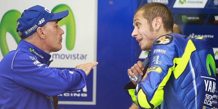 """Luca Cadalora deja el equipo de Rossi: """"necesito tiempo para mí"""""""
