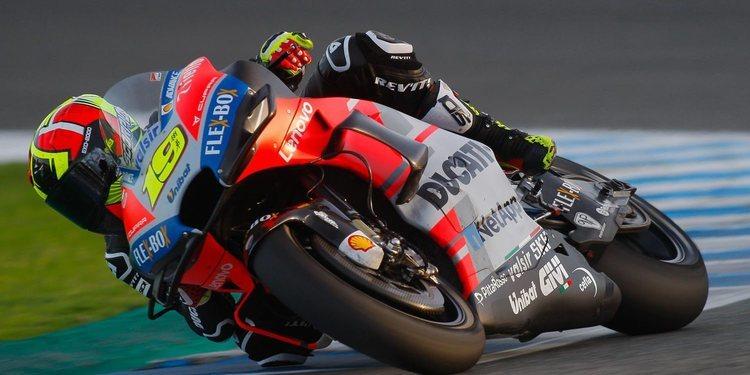 """Álvaro Bautista: """"La MotoGP cansa menos que la WorldSBK"""""""