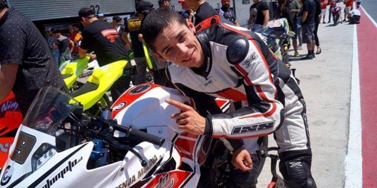 Benjamín Molina competirá en Supersport 300