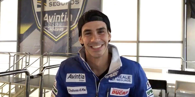 Jordi Torres ficha por el Pedercini Racing