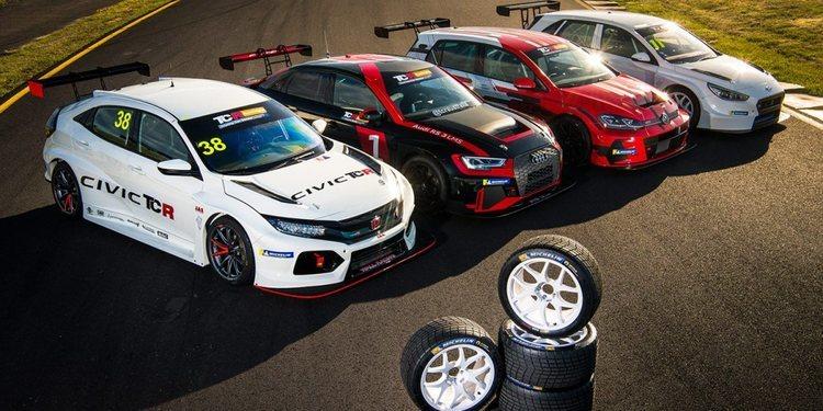 La Copa Michelin y la importante novedad en las TCR Australia