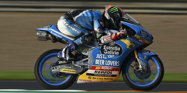 """Peter Oettl: """"Aron se adaptó rápido al equipo y la moto"""""""
