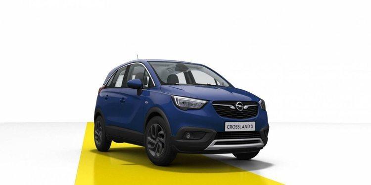 Nuevo Opel Crossland X 120 Aniversario