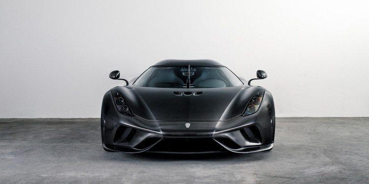 """Koenigsegg Regera """"Carbono Desnudo"""""""