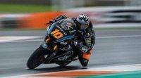 """Luca Marini: """"No me siento entre los favoritos de Moto2"""""""