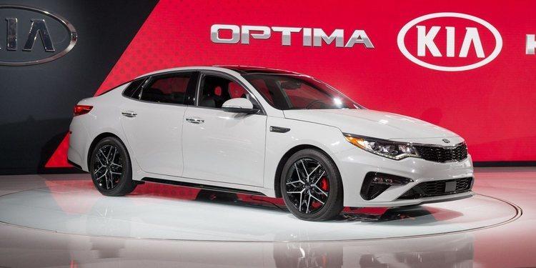 Nuevo Kia Optima 2019