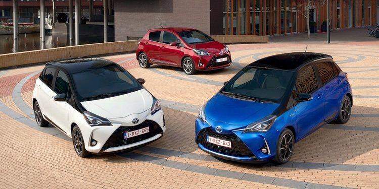 Evolución e historia del Toyota Yaris