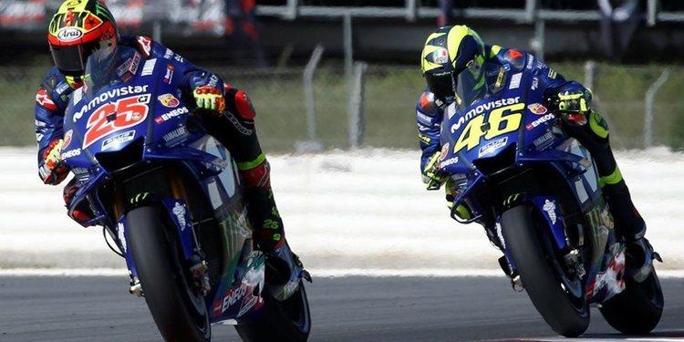 """Valentino Rossi: """"Los problemas siguen, hay que mejorar"""""""