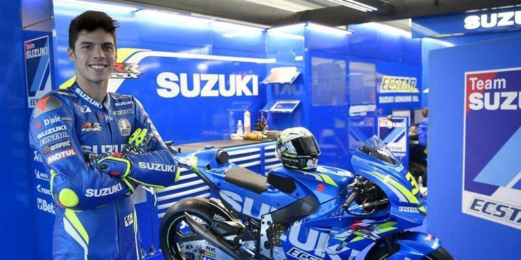 """Davide Brivio: """"Un piloto que llega a MotoGP debe entender de qué va esta categoría"""""""