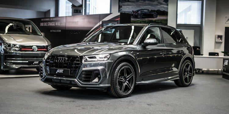 ABT mejora al Audi Q5