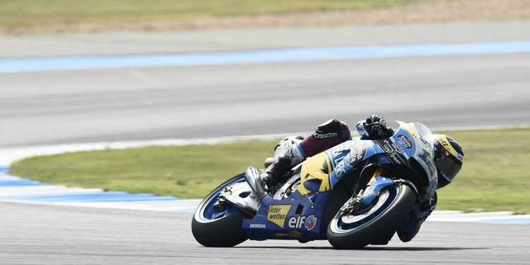 "Thomas Luthi: ""Si Rossi dice algo, acaba pasando"""