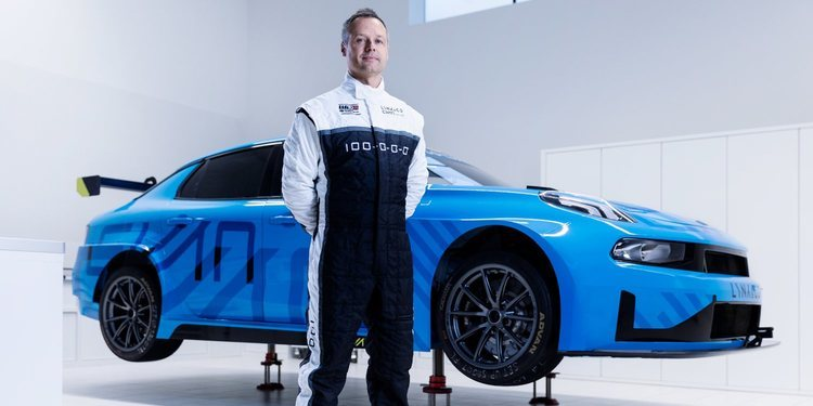 Andy Priaulx, tercer piloto de Cyan Racing para la WTCR 2019