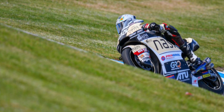 Jules Danilo cambia de rumbo, de Moto2 a Supersport