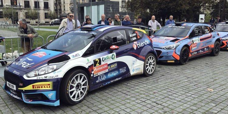 El Campeonato de España de Rallys de Asfalto ya tiene calendario para 2019