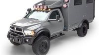 El GEV Adventure Truck