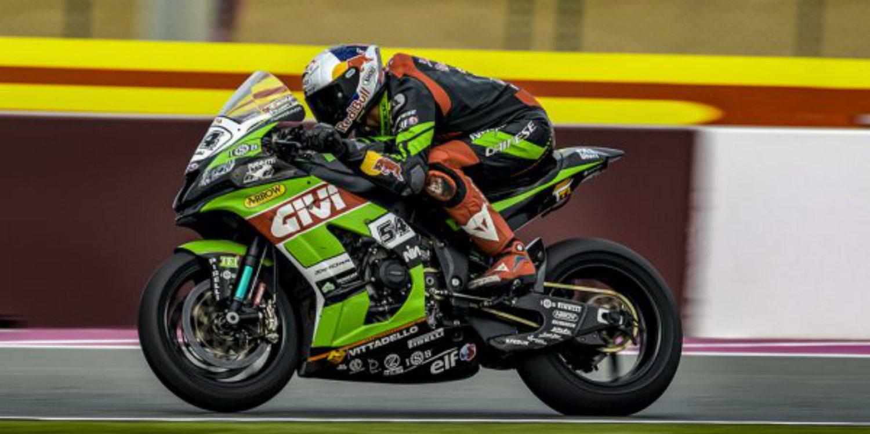 "Kenan Sofuoglu: ""Toprak pilotará una moto oficial en Puccetti"""