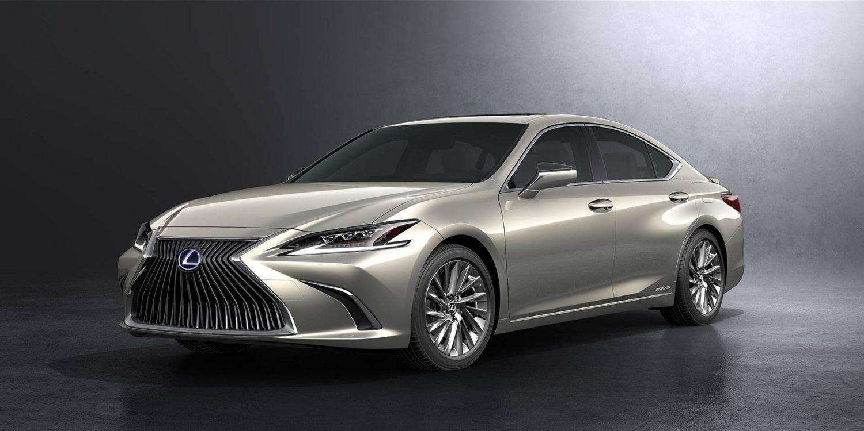 Nuevo sistema del Lexus ES 300h con mayor estabilidad y ruido cero