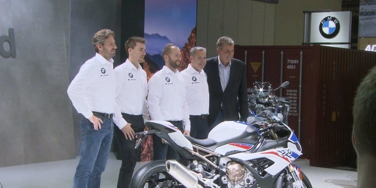 "Markus Reiterberger: ""Solo había visto la moto en piezas"""