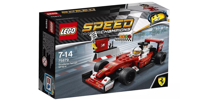 LEGO presento su nueva colección Speed Champions 2019