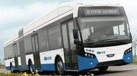 Llegan los Buses eléctricos de VDL a Amsterdan