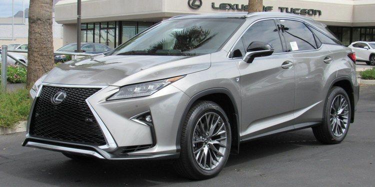 Enamórate del nuevo Lexus RX 2019