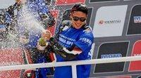 Eliton Kawakami, cuarto piloto del Yamaha MS Racing