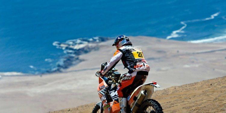 El Dakar sudamericano cumple 10 años
