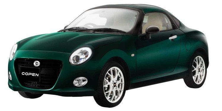 Daihatsu desvela el Copen Coupe