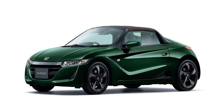 Honda S660 Trad Leather Edition