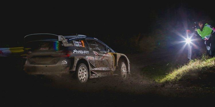 M-Sport confirma a Evans como segundo piloto y Tidemand correrá Montecarlo y Suecia