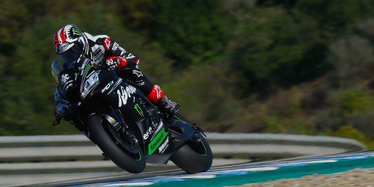 El Kawasaki Racing Team se presentará el 16 de febrero