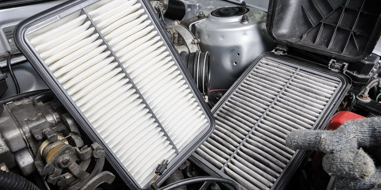 Los filtros del coche y su importancia