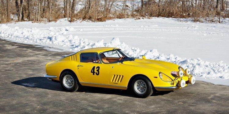 Ferrari 275 GTB prototipo a subasta