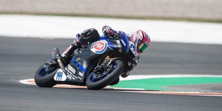 """Lucas Mahias: """"No vivo para correr en Superbike a toda costa"""""""