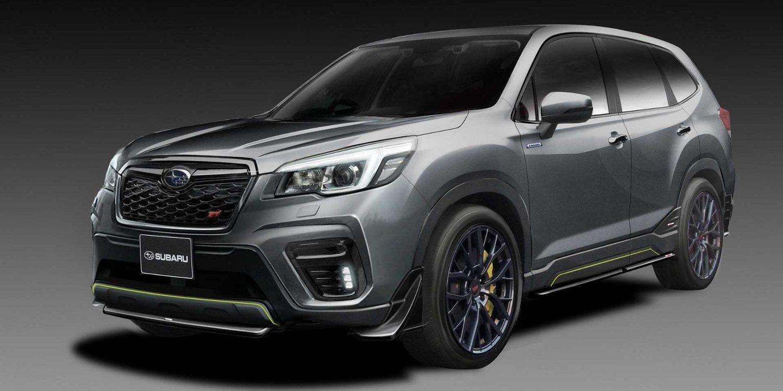Subaru anuncia dos concept: el Forester y el Impreza STI
