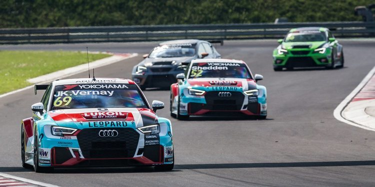 Audi logra más puntos que nadie en el 2018