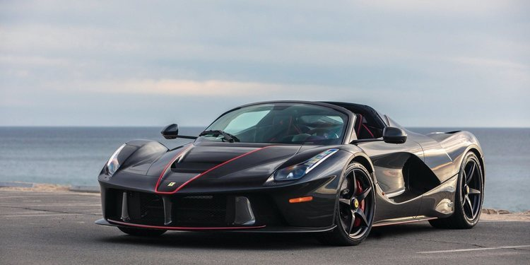Maravilloso Ferrari LaFerrari Aperta