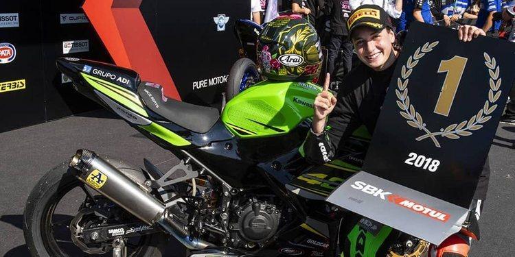 Las chicas son guerreras: las mujeres de Supersport 300