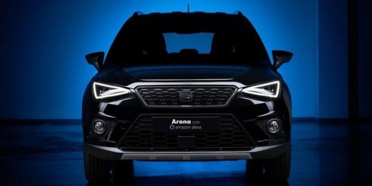 Italia contará con el SEAT Arona Amazon