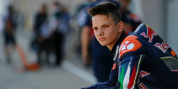 Bruno Ieraci, nuevo integrante del GP Project Team en Supersport 300