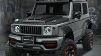 El Suzuki Jimny de Wald International Tunes