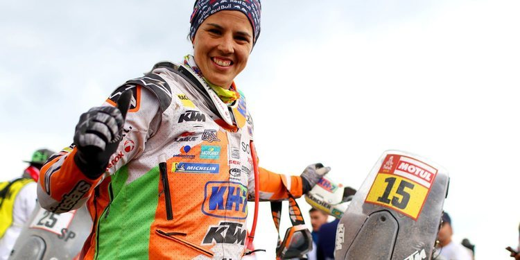Récord de participación femenina: las mujeres que competirán en el Dakar