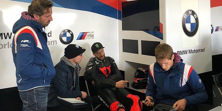 """Marcel Duinker: """"Creo que Tom es el mejor para entender y mejorar una moto"""""""