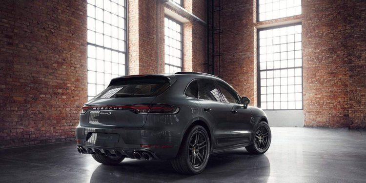 Porsche Macan S by SportDesign