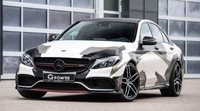 Para los más exclusivos G-Power presenta su Mercedes-AMG C 63 S