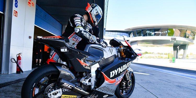 "Marcel Schrötter: ""Subir a MotoGP sigue siendo mi objetivo"""