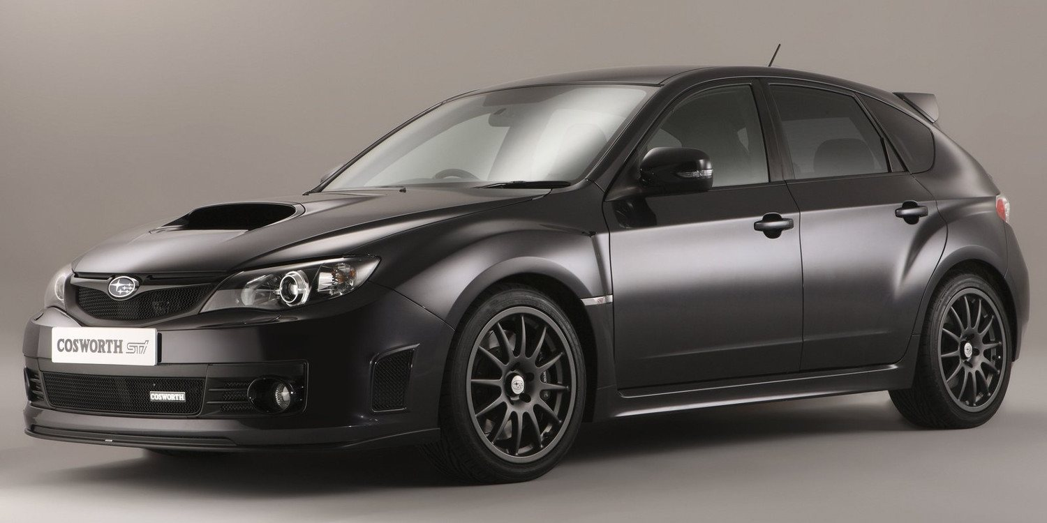 Subaru Cosworth Impreza STI CS400