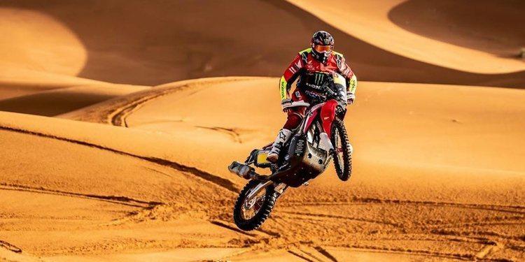 Favoritos Dakar 2019: Joan Barreda, muñeca de campeón