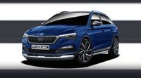 Skoda Scala Cross, una buena idea